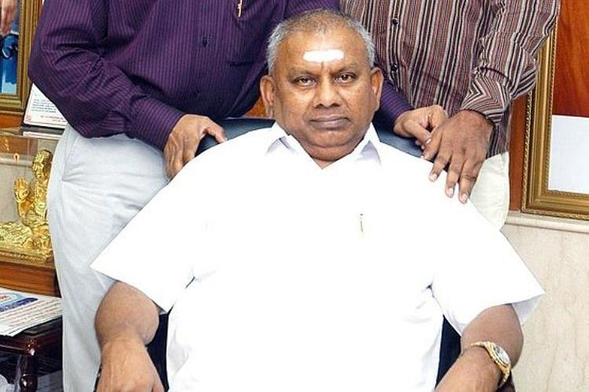 Saravana Bhavan founder P Rajagopal passes away due to cardiac arrest
