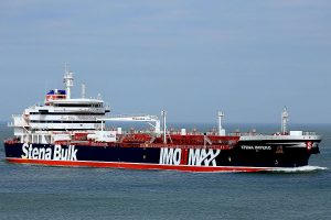 In touch with Iran to secure early release of 18 Indians on board seized oil tanker: MEA