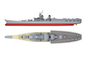 100th warship for Indian Navy built