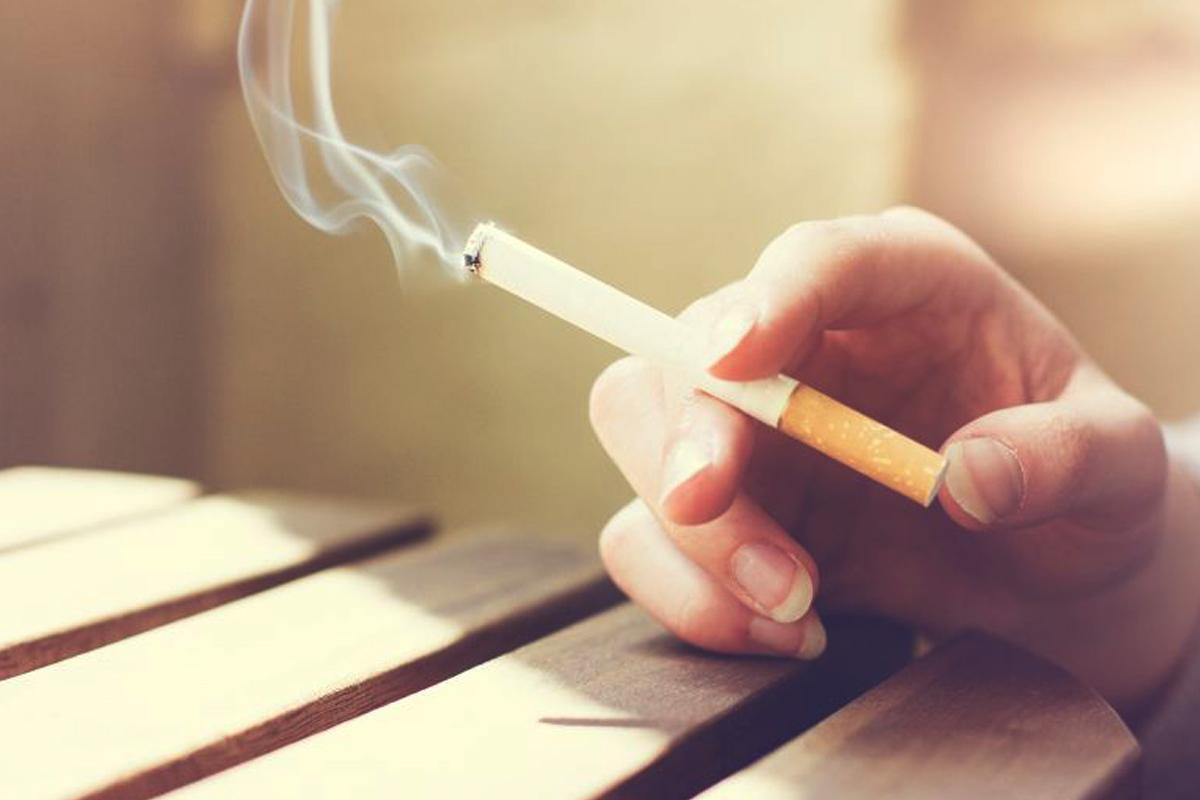 Smoking, heart attack, smokers