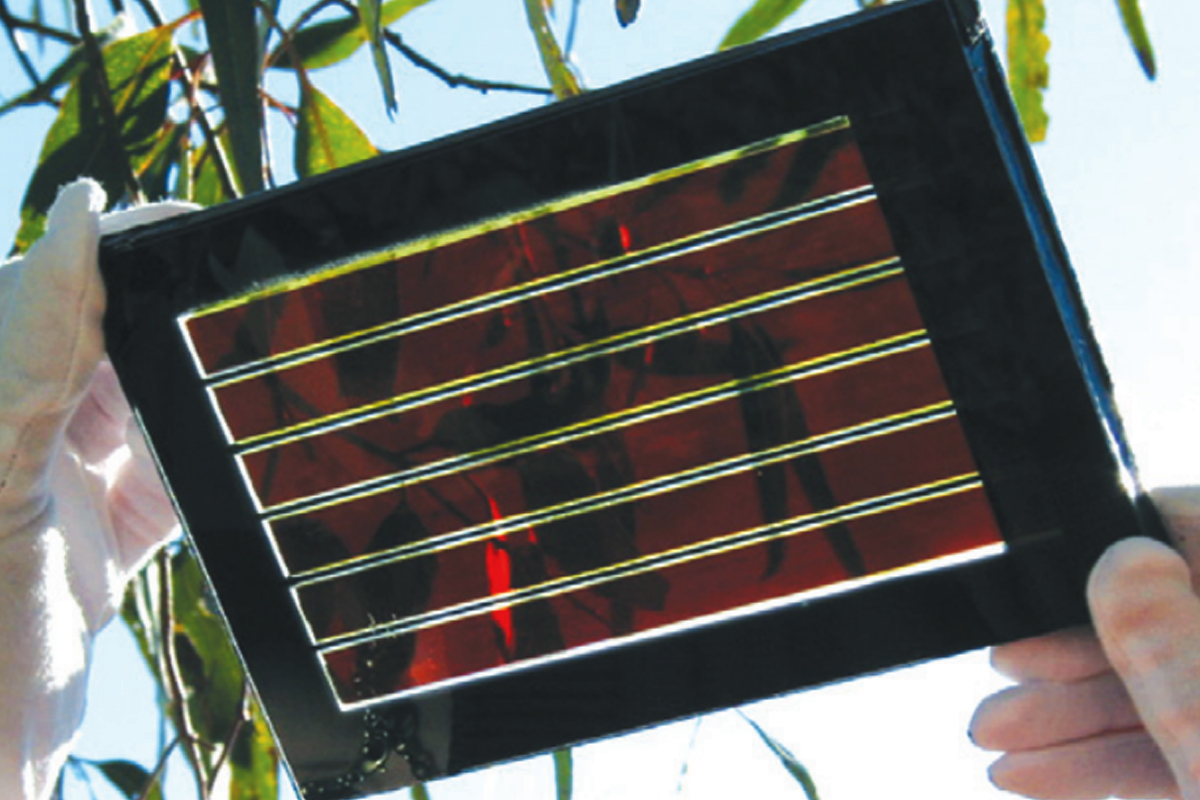 Improved solar cells