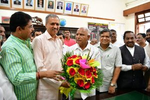 6-time BJP MLA Vishweshwar Hegde Kageri elected new Karnataka Assembly Speaker