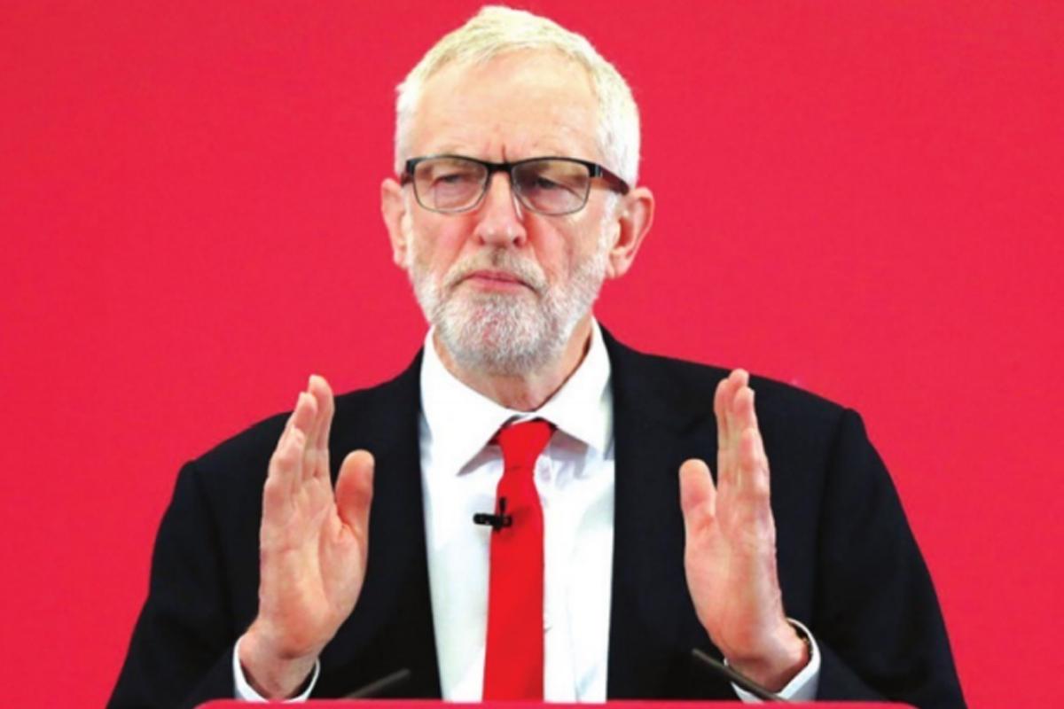 Jeremy Corbyn, Brexit, Corbyn, Michael Foot, Len McCluskey,