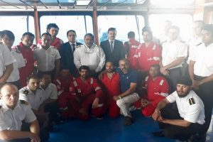 Iran releases 9 out of 12 Indians held from seized ship; 18 Indians on board Stena Impero get consular access