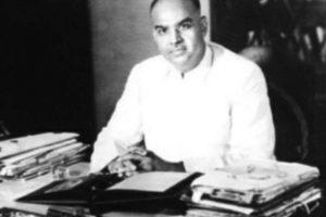 A liberal thinker and a nationalist: Syama Prasad Mookherjee