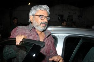 I would like to collaborate with Awez Darbar: Sanjay Leela Bhansali