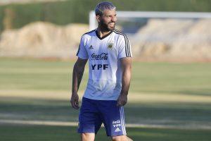 Copa America 2019: Argentina boss Scaloni puts faith in Aguero against Brazil
