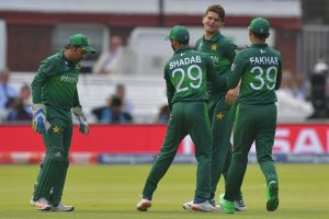 Shaheen Afridi becomes youngest bowler to take five-wicket haul in World Cup