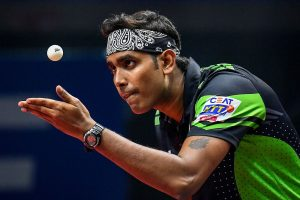 Formidable Sharath and party favourites for team title