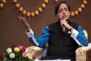 Tharoor tears into govt in parliament on activist's arrest, NRC