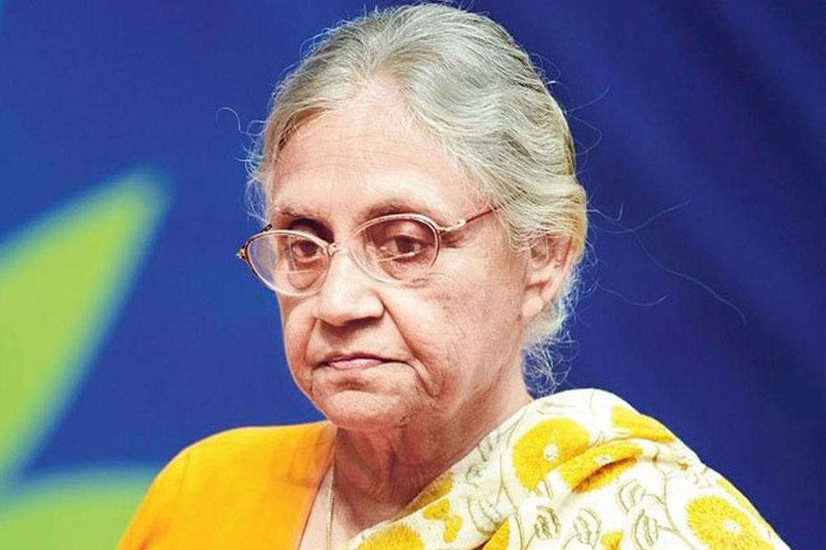 Sheila Dikshit, State funeral, veteran Congress leader, former Delhi Chief Minister, Narendra Modi, Ram Nath Kovind, Rahul Gandhi, Arvind Kejriwal