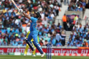 Shikhar Dhawan picks bat first time after injury for 'Bottle Cap Challenge'