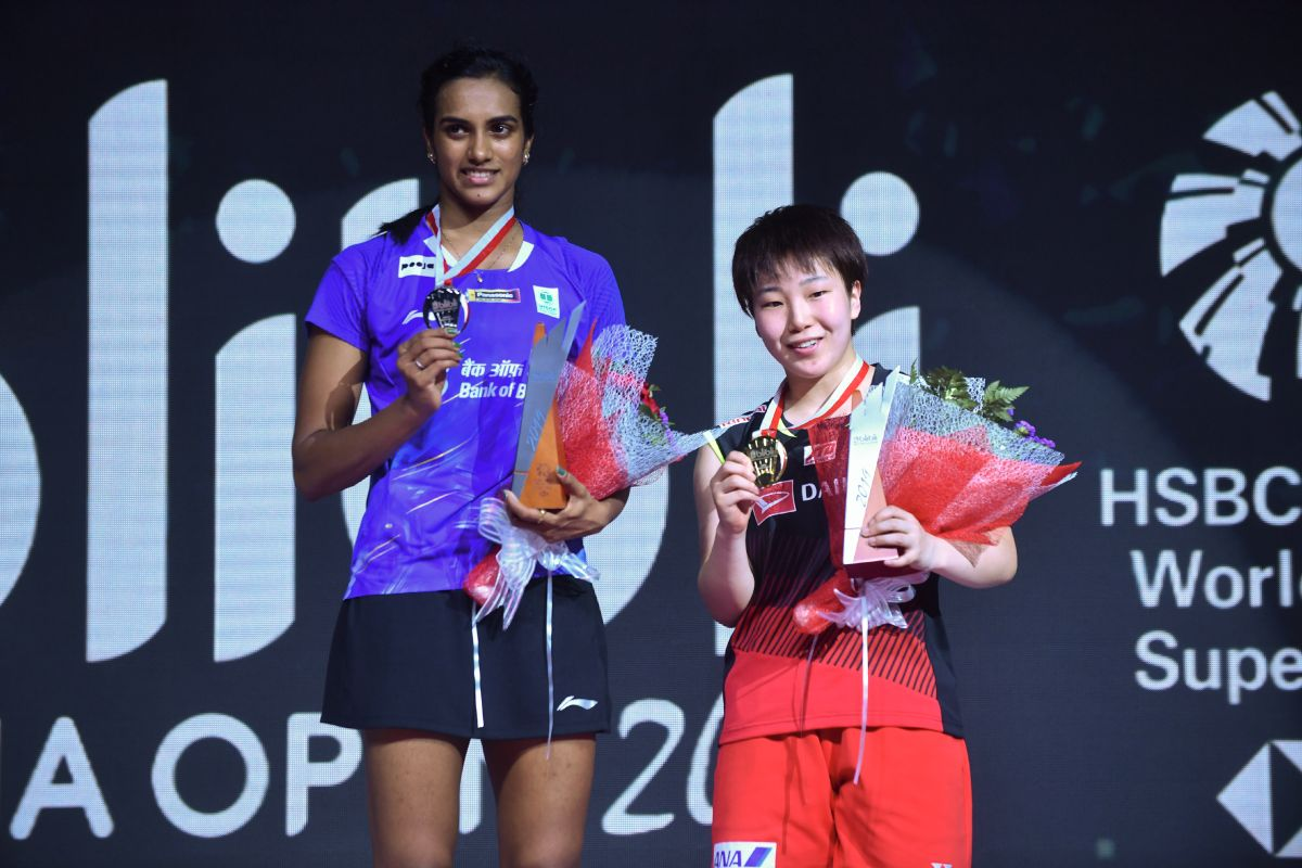Indonesia Open: PV Sindhu settles for silver after losing to Yamaguchi in summit clash