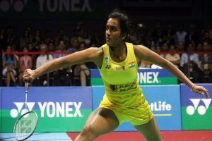 Japan Open: Sindhu proceeds to the second round, Srikanth crashes out