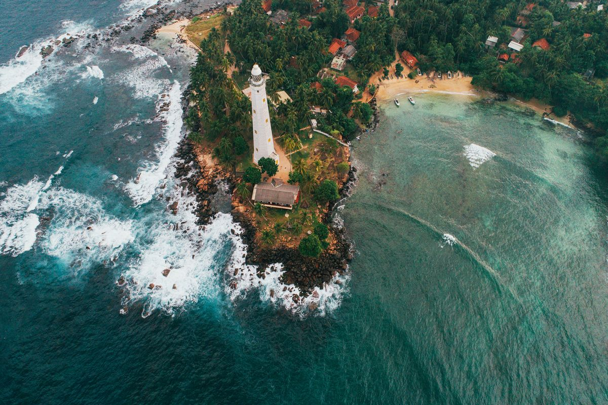 Sri Lanka, tourism