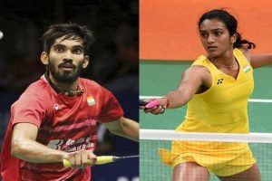 Indonesia Open: Sindhu, Srikanth proceed to second round with contrasting wins