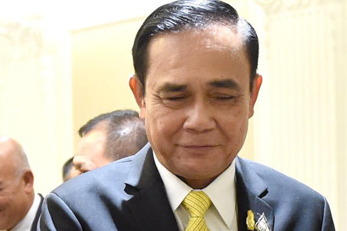 Statesman Opinion, Prayuth Chan-ocha, Thailand, Prime Minister