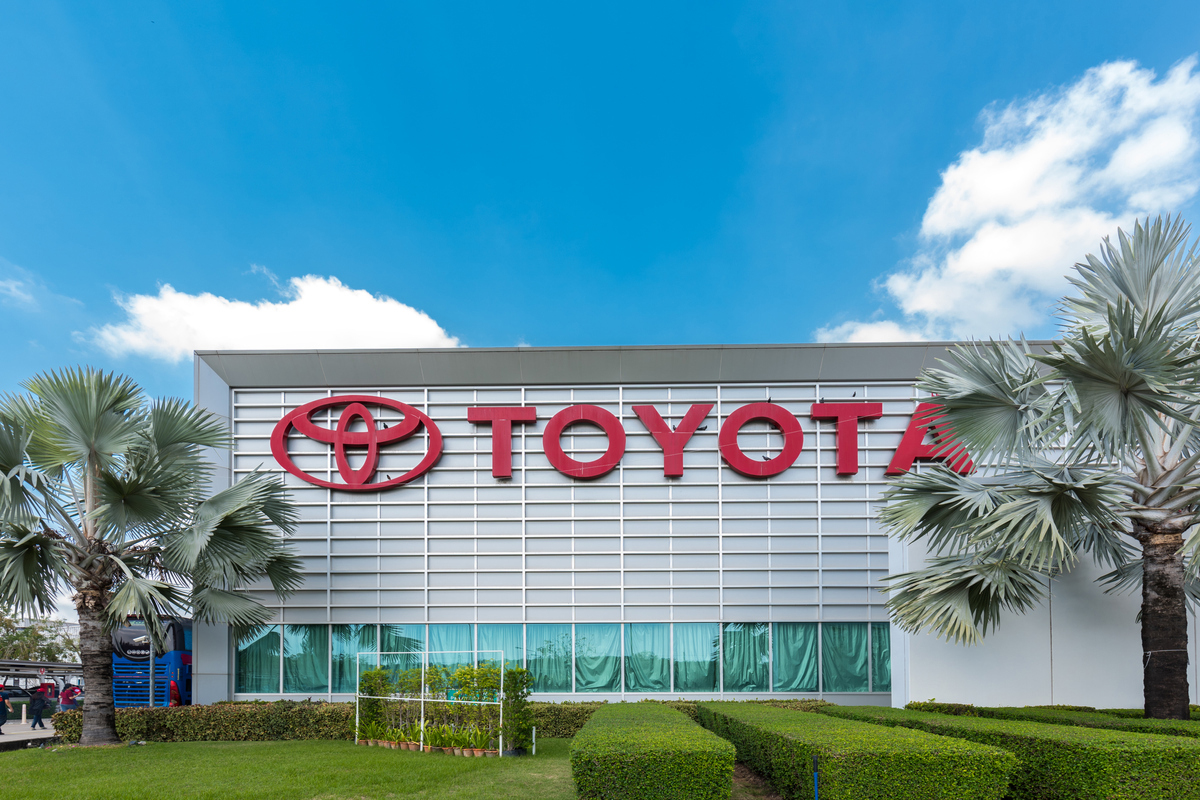 Toyota focuses on recycling of vehicles