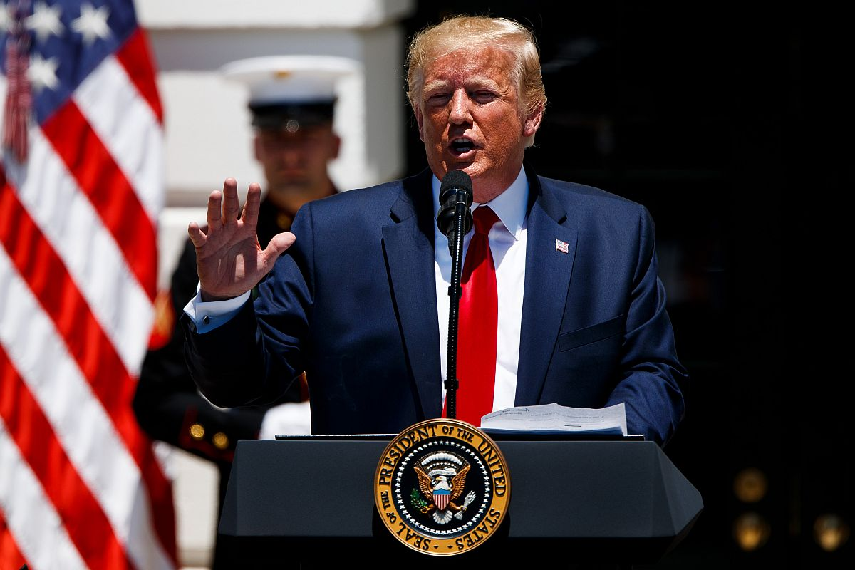 Trump's Kashmir claims 'embarrassing', says US lawmaker; others fear 'damage' to Indo