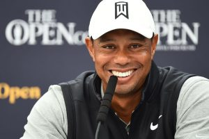 Woods draws inspiration from Watson, Norman's Open near-misses