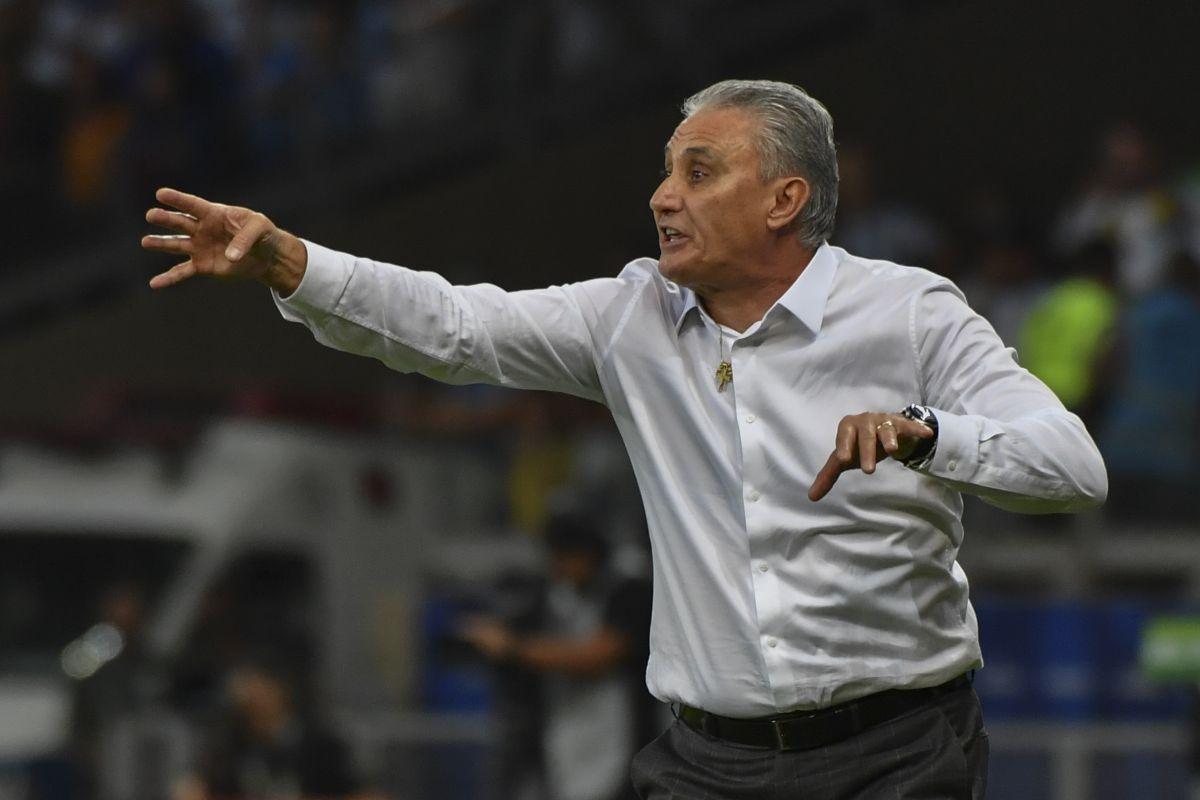 Tite, Adenor Leonardo Bacchi, Brazil, Brazilian Football Confederation, Copa America,