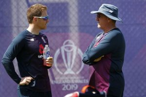 CWC 2019: 'We've not won anything yet', says England coach ahead of final clash