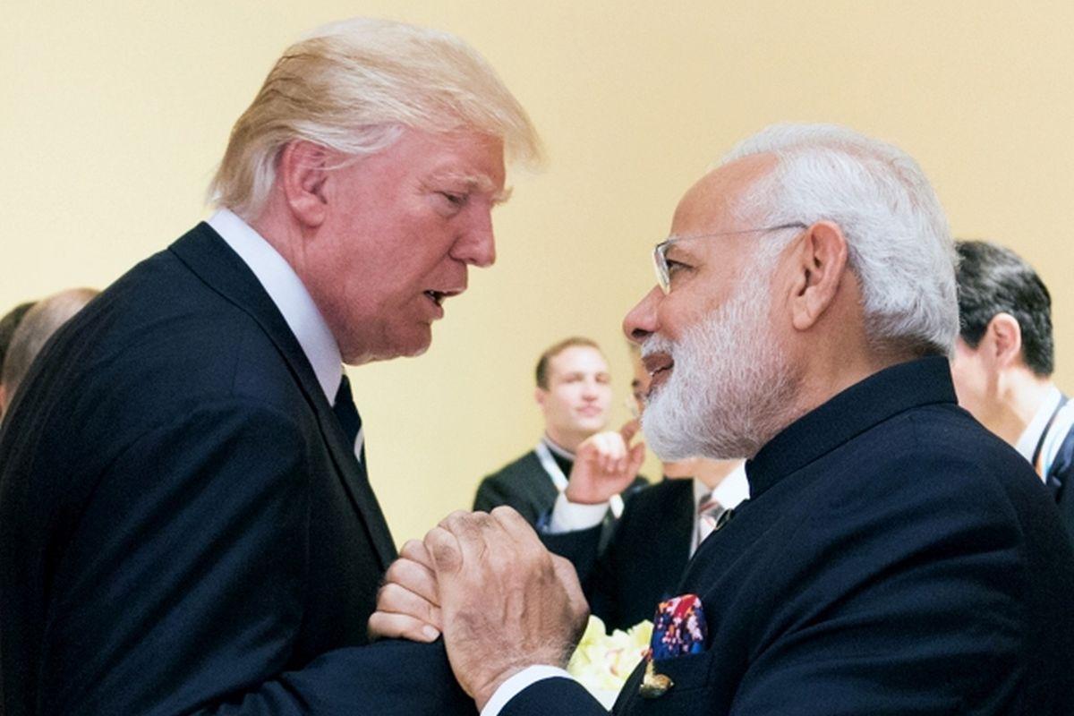 Win-win situation for Modi, Trump