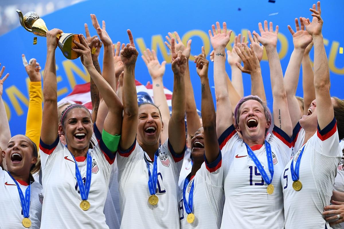 Women's World Cup, FIFA, US, Netherlands, Megan Rapinoe, Rose Lavelle
