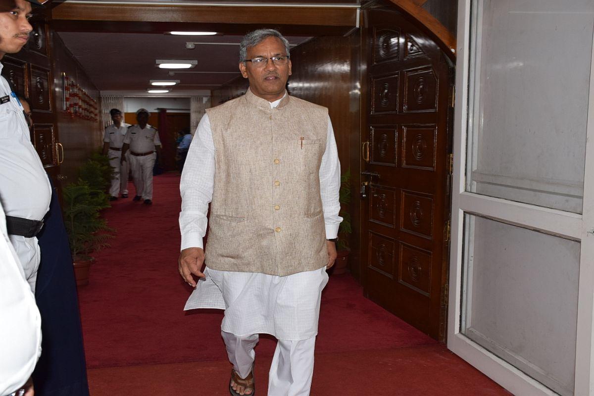 Uttarakhand Chief Minister Trivendra Singh Rawat, Drinking Water, schools and anganwadi centres,