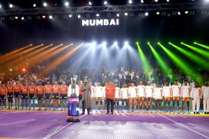Pro Kabaddi 2019: Virat Kohli's rendition of National Anthem sways netizens