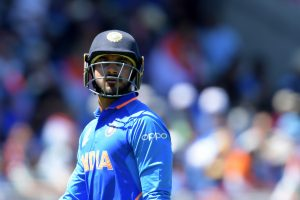 Cricket World Cup 2019: Vijay Shankar ruled out of the tournament owing to toe injury