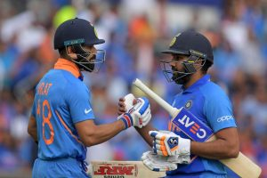 Virat Kohli remains on top but Rohit Sharma bridges gap in ODI rankings