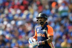 ICC Cricket World Cup 2019: Virat's wait for 42nd ODI ton continues