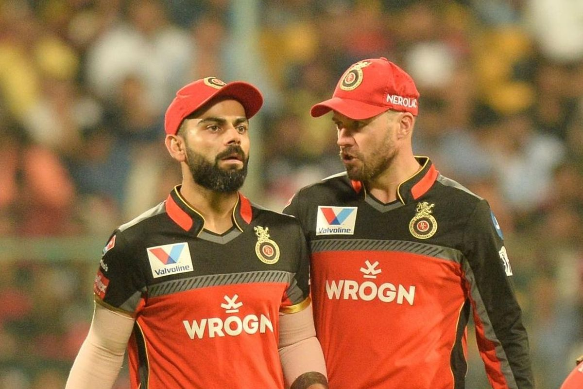 IPL 2020: RCB to pay tribute to COVID warriors with special message on jersey