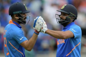 Rohit Sharma is the 'best one-day player': Virat Kohli