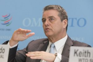 Trade must play its role in delivering SDGs: WTO chief