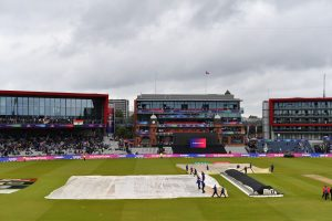World Cup Semifinal 2019 Ind v NZ: Rain threatens play on reserve day, Weather update, DLS par score
