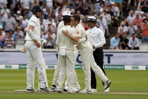 England bowl out Ireland for 38 to win lone Test by 143 runs