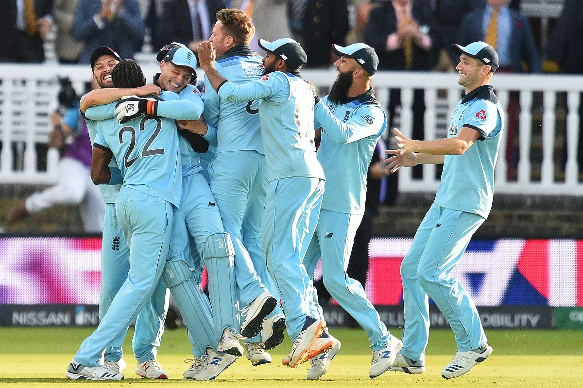 Cricket World Cup 2019, England, New Zealand, Final, Champions, Ben Stokes