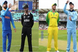ICC Cricket World Cup 2019: Journey of the semi-finalists so far