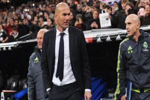 Nothing has changed with Bale: Zinedine Zidane