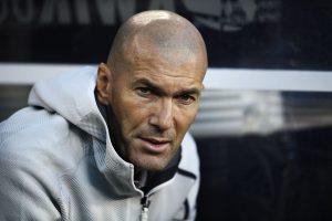 Zinedine Zidane names these 5 players he wants sold in transfer window