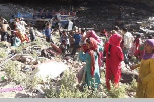 33 killed, many injured as bus falls into gorge in Kishtwar