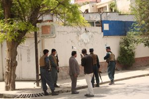 4 killed in suicide bombing in Afghanistan