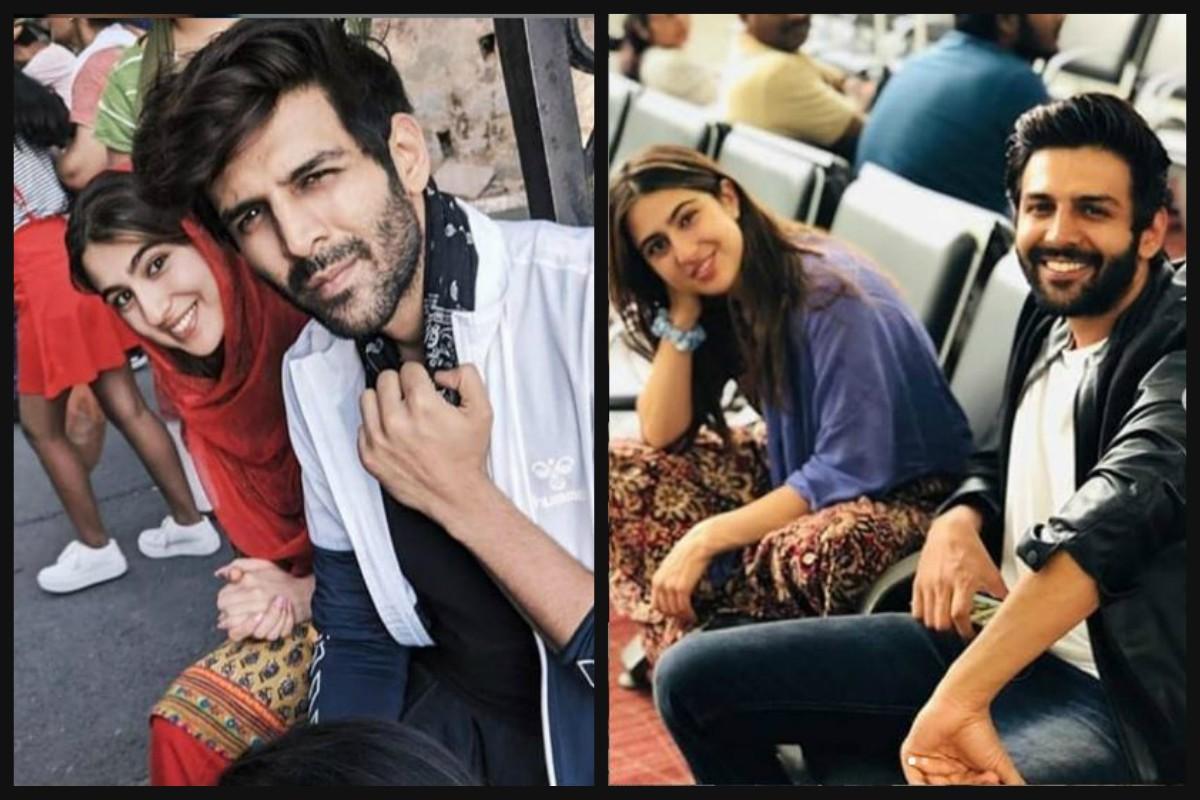 unseen picture, Kartik Aaryan, Sara Ali Khan, Randeep Hooda, Love Aaj Kal, Saif Ali Khan, Deepika Padukone, Aaj Kal, Imtiaz Ali