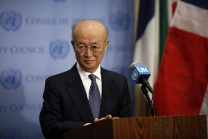 Yukija Amano to step down in March as IAEA Director General, cites health issues