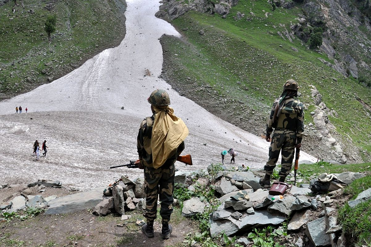 Amarnath Yatra suspended today as separatists call for protest shutdown
