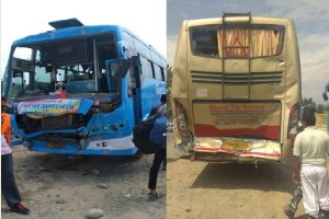 20 Amarnath pilgrims injured in bus accident, condition of two critical