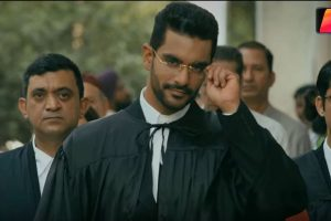 Angad Bedi in brand new look for Ekta Kapoor's series, The Verdict