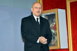'My first attempt at acting was a disaster': Anupam Kher